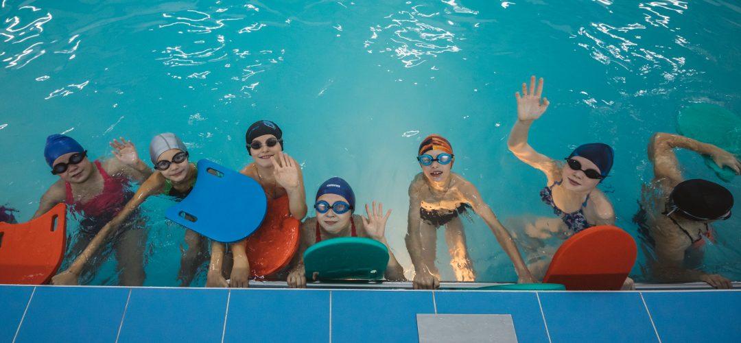 Детские группы по плаванию