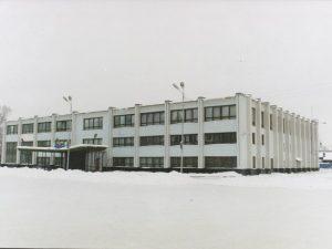 1976 г. ДЮСШ «Строитель»
