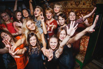 Танцевальный класс Лизы Андреевой