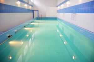 Индивидуальные занятия по плаванию