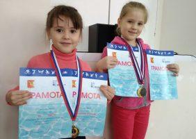 Сёстры пловчихи