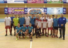 ФК «Спектр» — первые товарищеские матчи