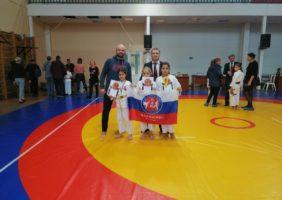 Клуб каратэ «Дзаншин» на Кубке города по каратэ 06.10.2019 г.
