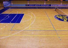 Предоставляем зал для большого тенниса