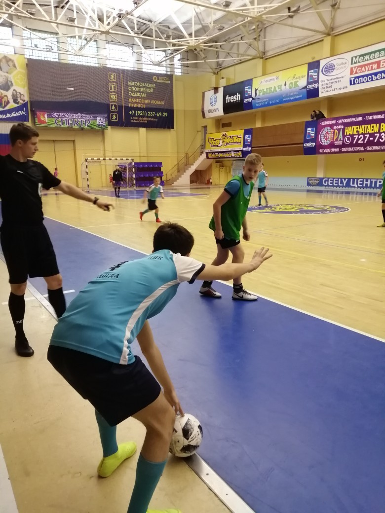 Первый этап чемпионата ФФГВ по мини-футболу среди команд 2006-2007 г.р.