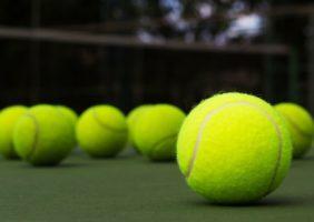 Новогодний теннисный турнир