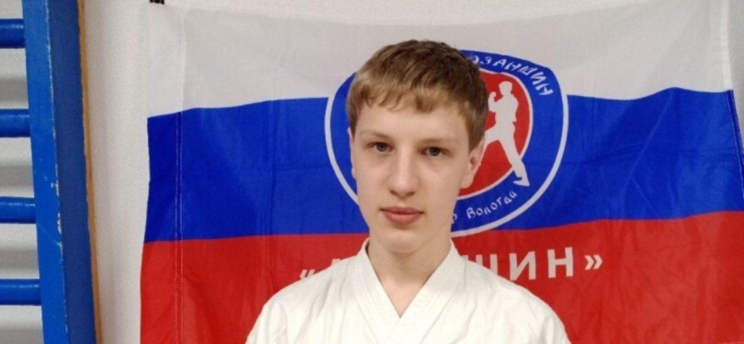 Поздравляем Язева Егора