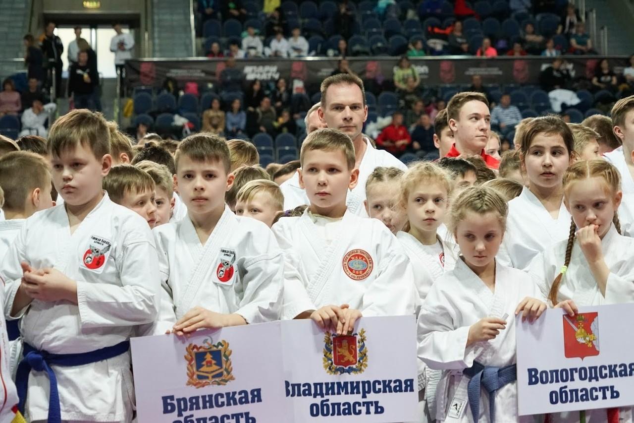 Чемпионат и Первенство России по восточному боевому единоборству сётокан