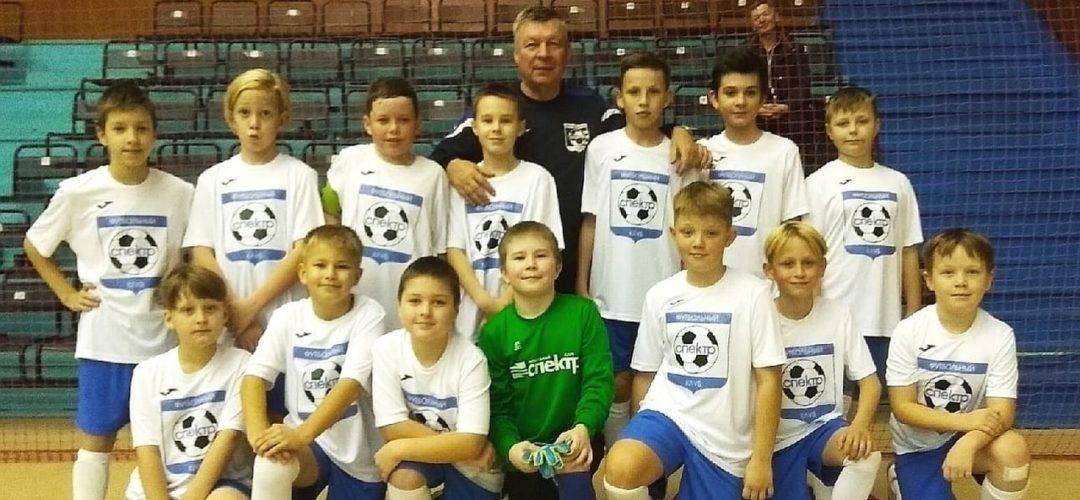 Чемпионат по мини-футболу
