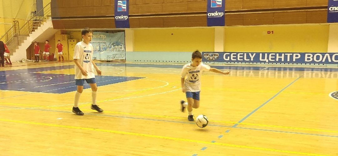 II этап чемпионата ФФГВ по мини-футболу
