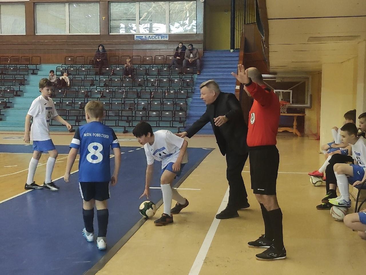 III тур ФФГВ по мини-футболу