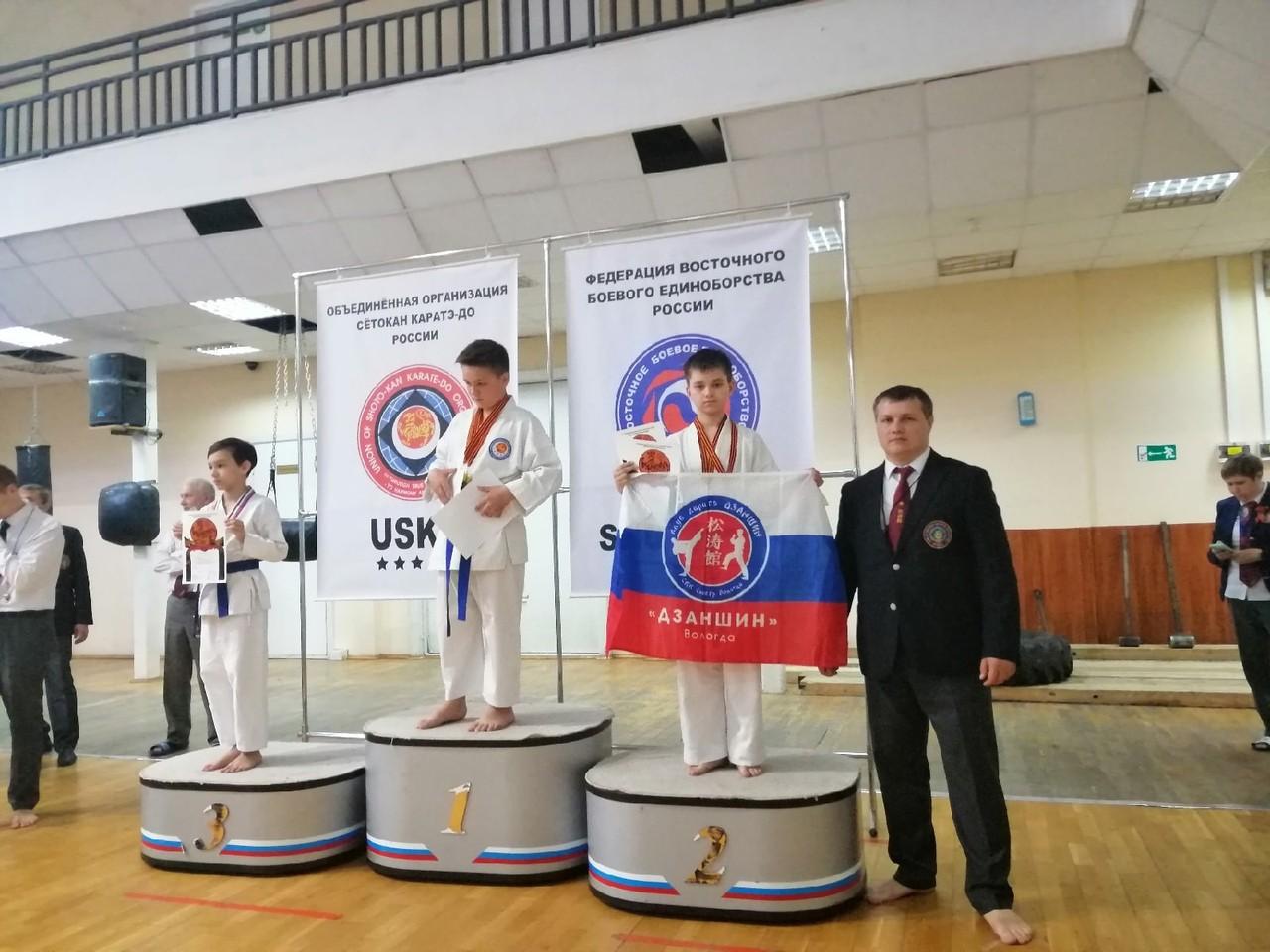 Городской турнир по каратэ 8 мая 2021 г.