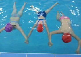 Итоговые занятия по плаванию