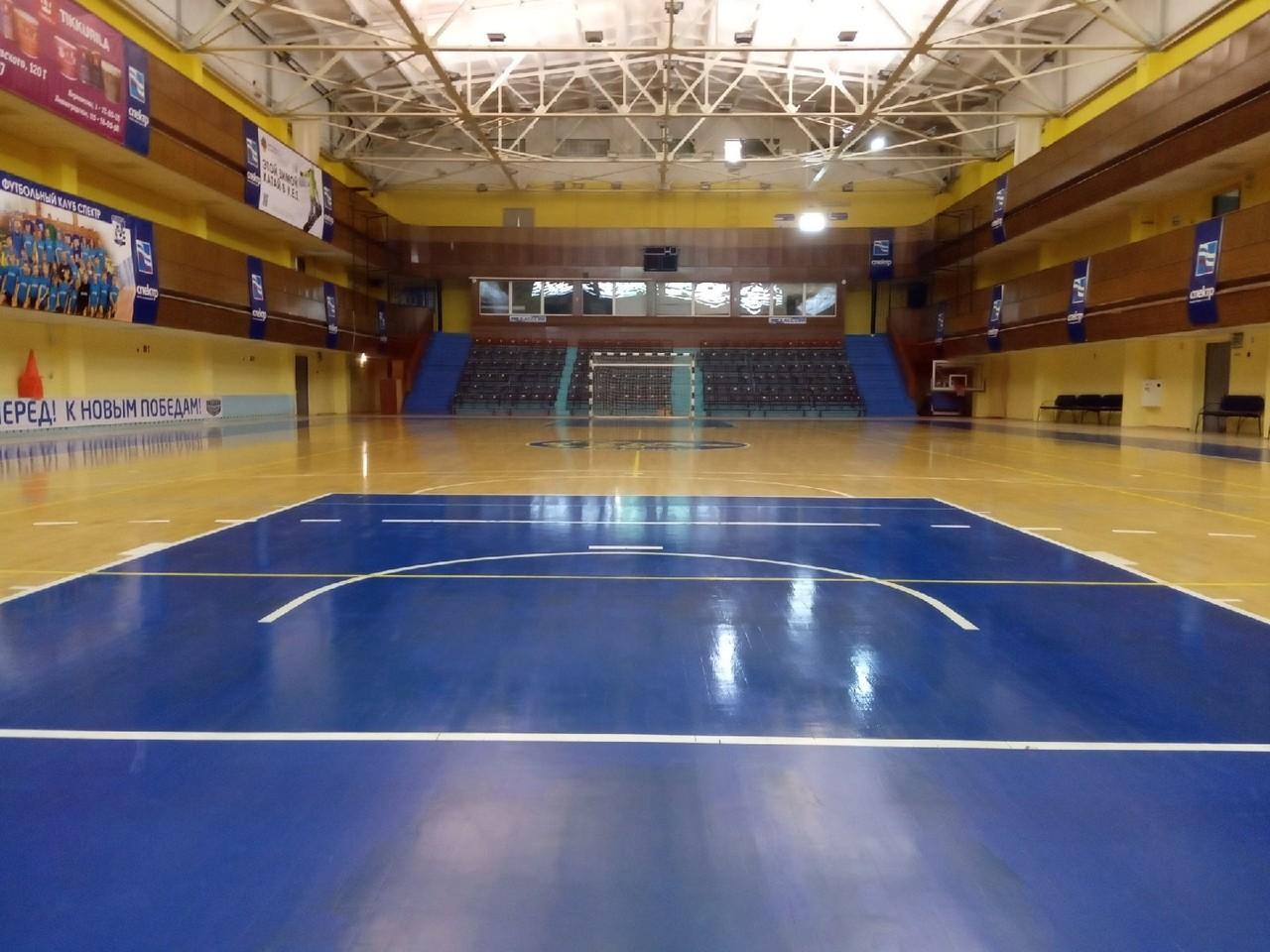 Аренда спортивных площадей