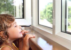 Открытые окна — это небезопасно!