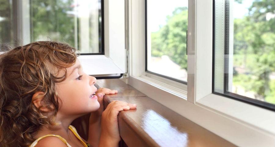 Открытые окна - это небезопасно!